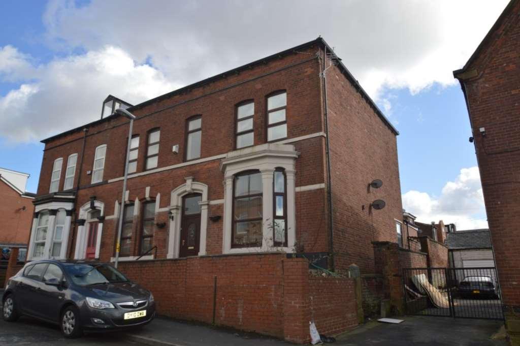 Aadams Estate Agents - 9 Bedroom Semi-Detached, Werneth Hall Road, Oldham