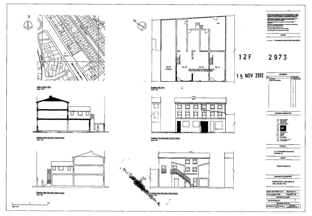 Aadams Estate Agents - Land, Breckfield North, Liverpool