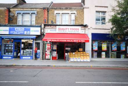 Commercial Property, Hoe Street, Walthamstow
