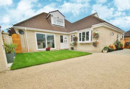 4 Bedroom Semi-Detached Bungalow, Evelyn Road, Bath