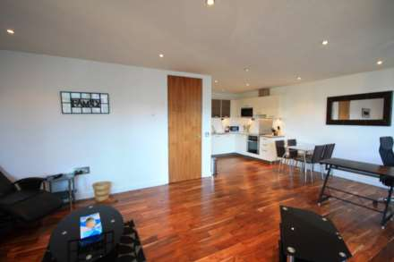 2 Bedroom Apartment, The Edge, Clowes Street, Manchester