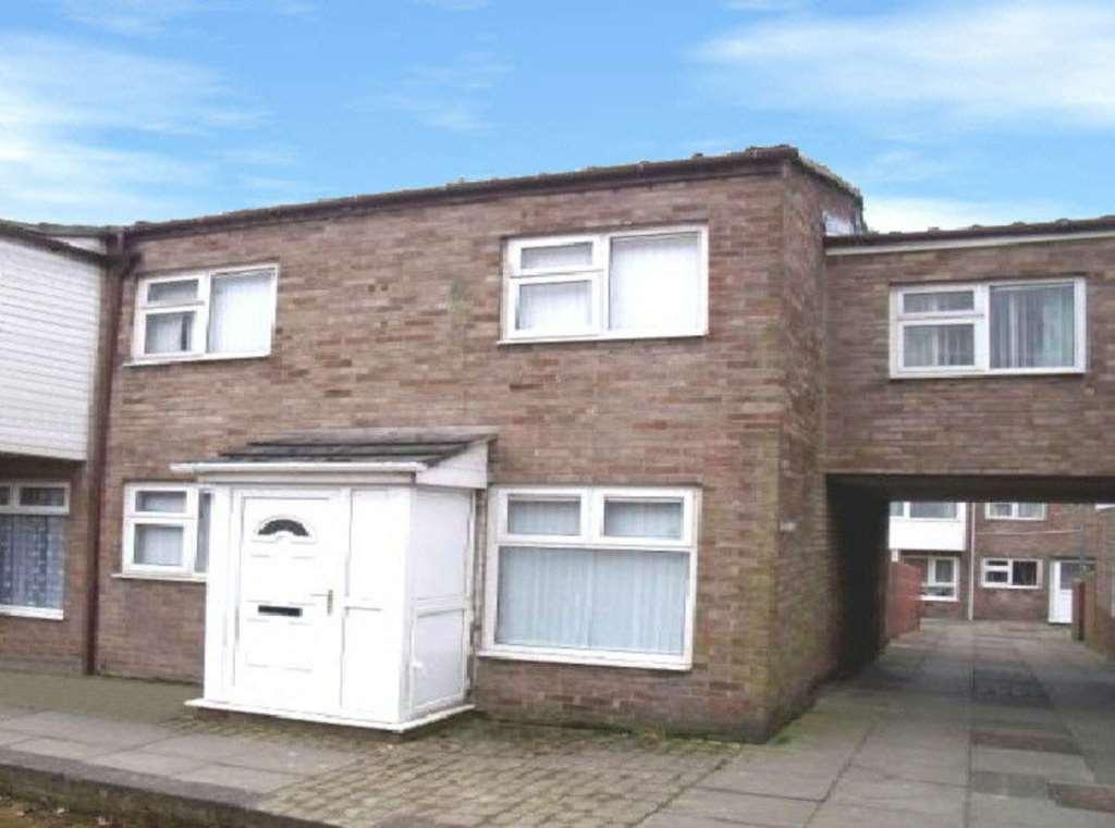 Charles Derby Estates - 6 Bedroom Semi-Detached, Skelmersdale