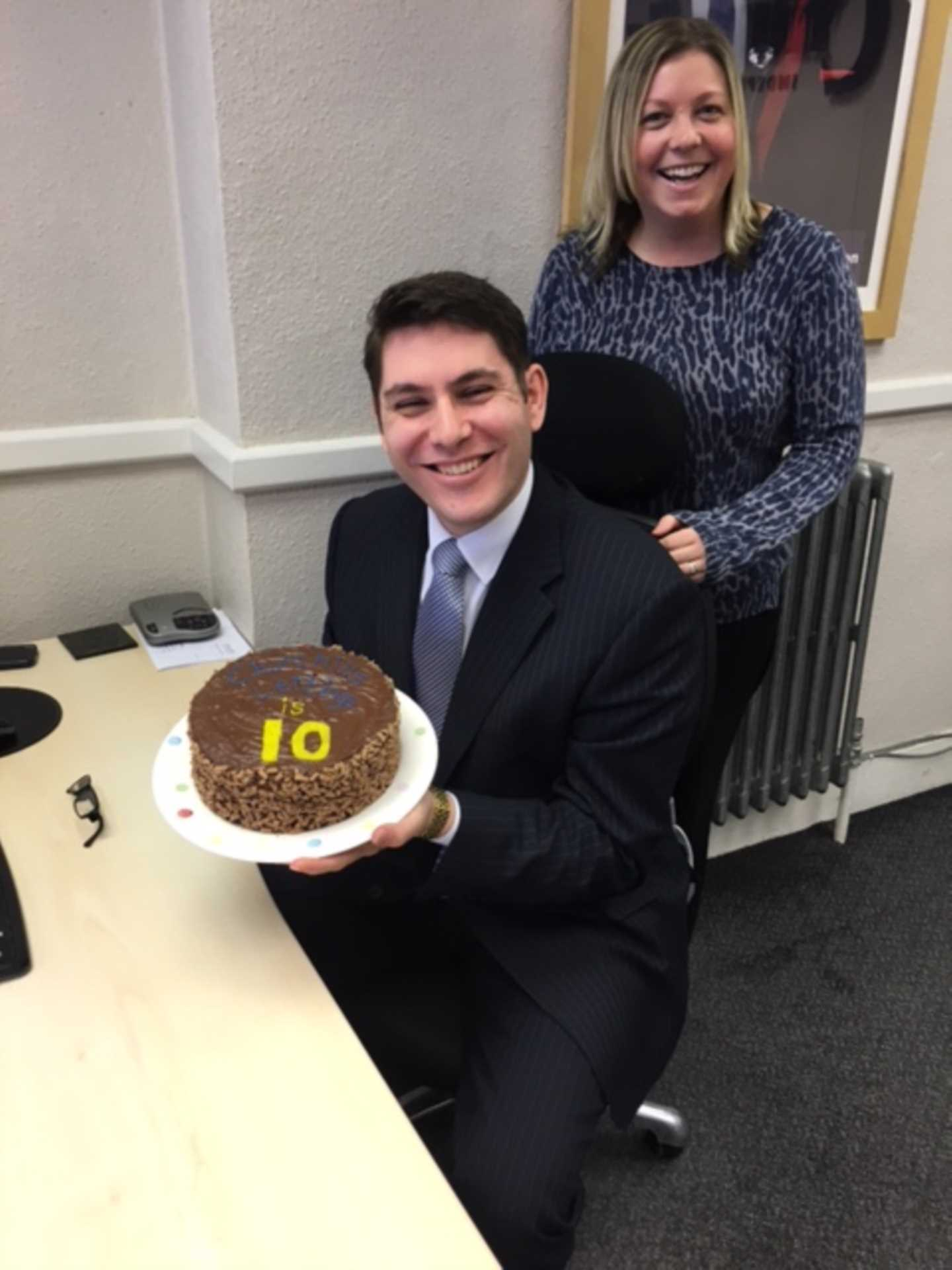 Happy 10th Birthday Churchills Lettings