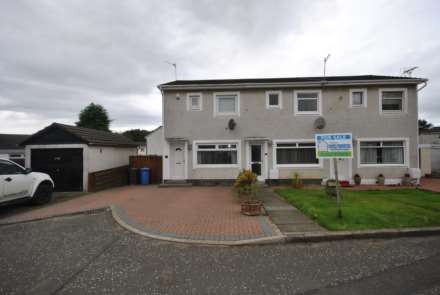 2 Bedroom Terrace, Gullane Place, Kilwinning, KA13 6TR