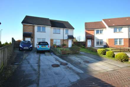 2 Bedroom Semi-Detached, Lindsay Gardens, New Farm Loch, KA3 7PU