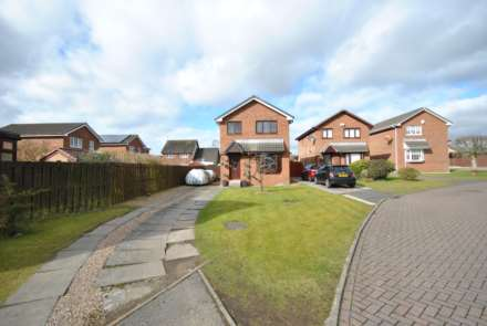 3 Bedroom Detached, Glen Affric Place, Kilmarnock, KA1 1QE