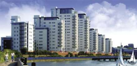 3 Bedroom Apartment, Students / Sharers Wanted - Erebus Drive, Royal Artillery Quays, Riverside