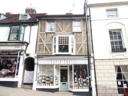 5 Bedroom Town House, High Street, Lewes