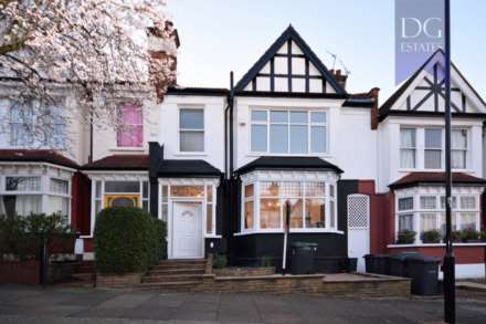 4 Bedroom Terrace, Talbot Road, Alexandra Palace, N22