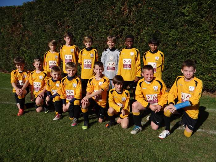 Ashtead Colts Off To A Storming Start!
