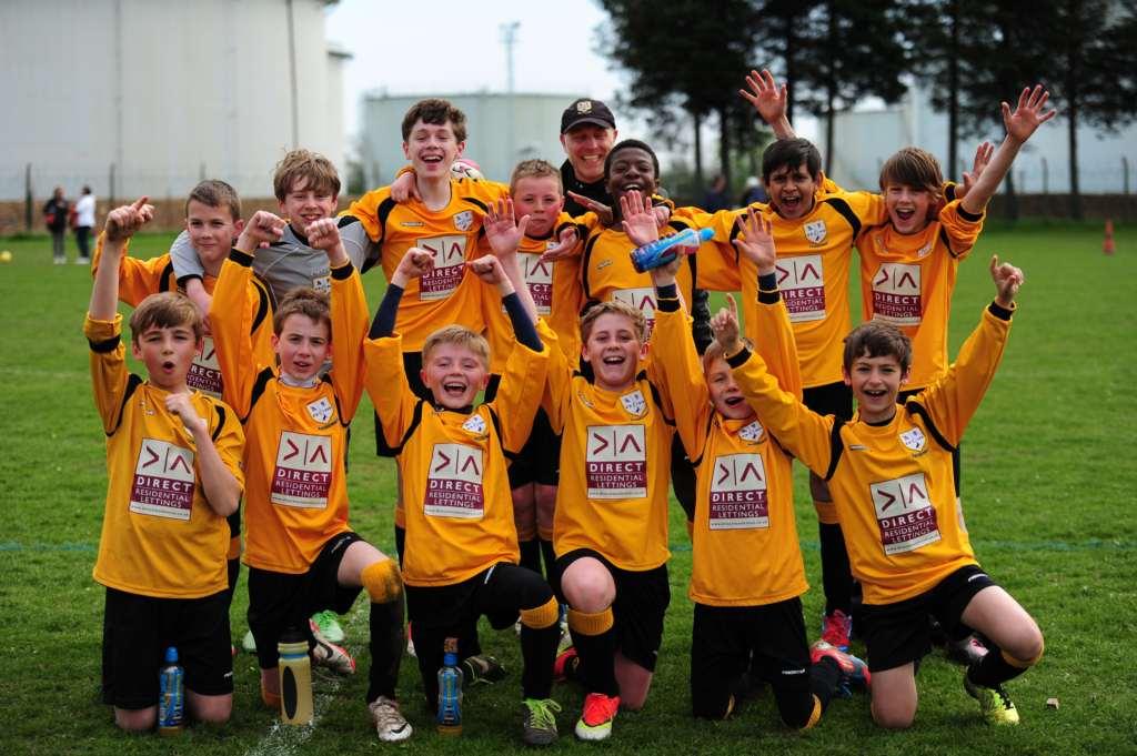 Surrey League Champions!!