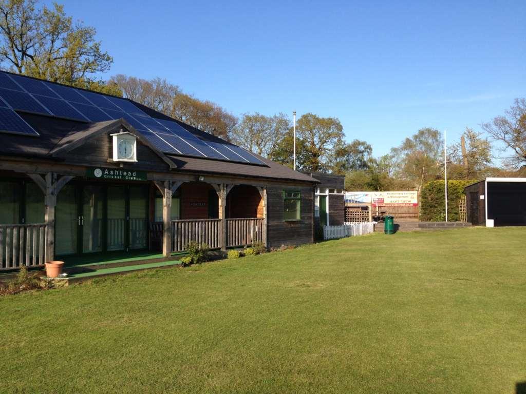 Ashtead Cricket Club Sponsorship