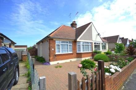 2 Bedroom Semi-Detached Bungalow, Wallace Crescent, Chelmsford, Essex