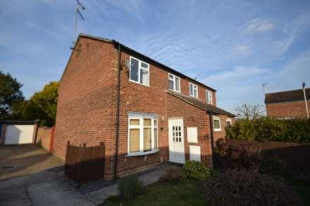 3 Bedroom Semi-Detached, Peggotty Close, Chelmsford, Essex