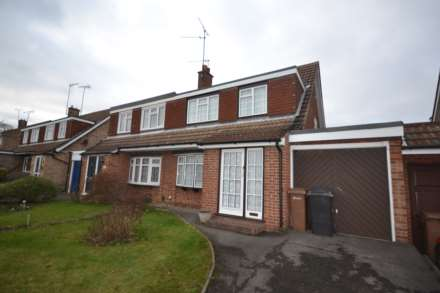 3 Bedroom Semi-Detached, Roughtons, Galleywood, Chelmsford