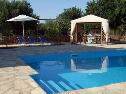 2 Bedroom Villa, Mountain View, Crete