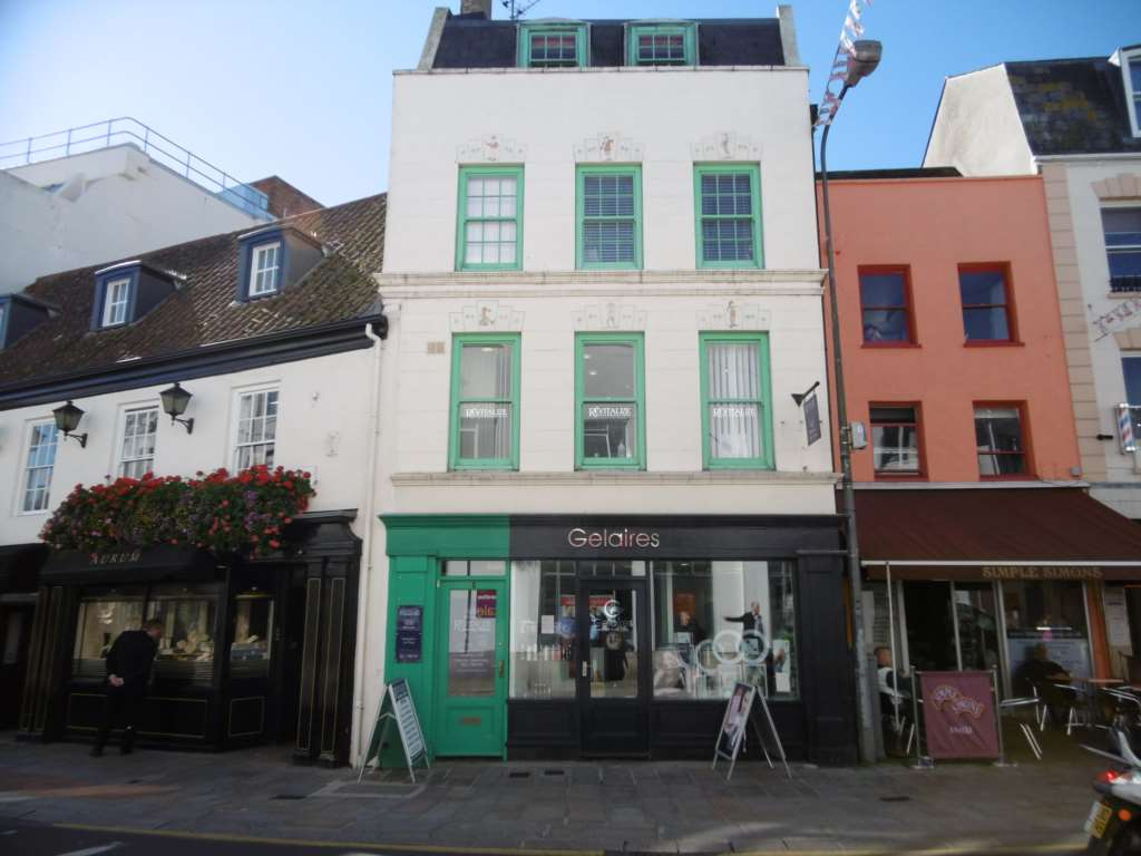 Property To Rent Charing Cross, St Helier