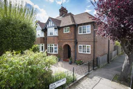 5 Bedroom Semi-Detached, East Cliff Road, Tunbridge Wells