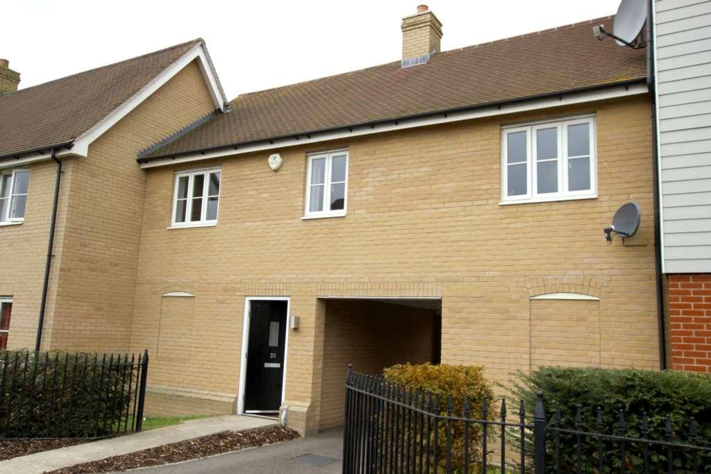 2 Bedroom Flat, William Harris Way, Colchester