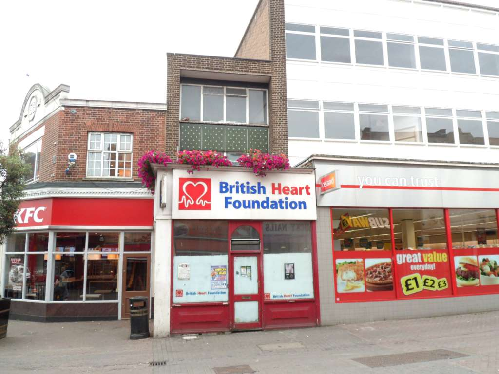 Retail, High Street, Dartford