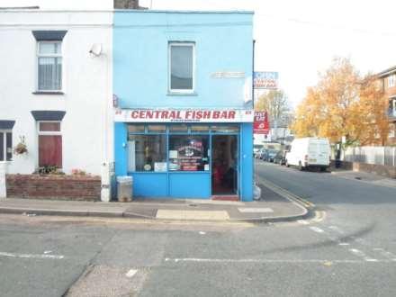 Restaurant, Britton Street, Gillingham