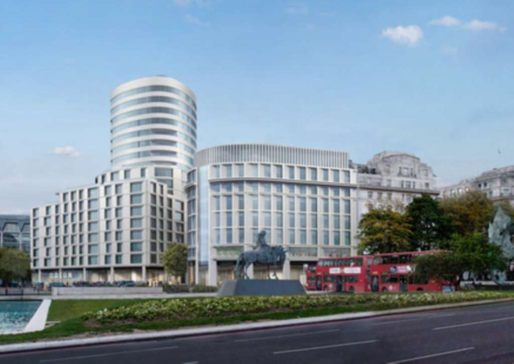 £400m Marble Arch Tower planning approved