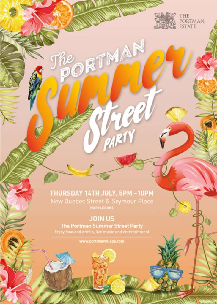 The Portman Summer Street Party