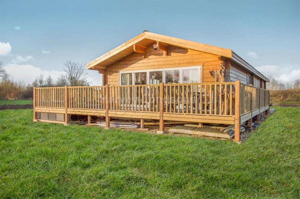 Frisby Lakes Lodge Park Offers BRAND NEW Bespoke Finnish Solid Log Cabins These Homes Are A Great Investment And Will APPRECIATE