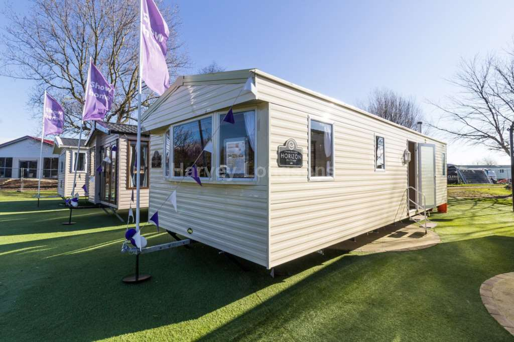 Original Static Caravans For Sale In Great Yarmouth  Hopton  Haven Ownership