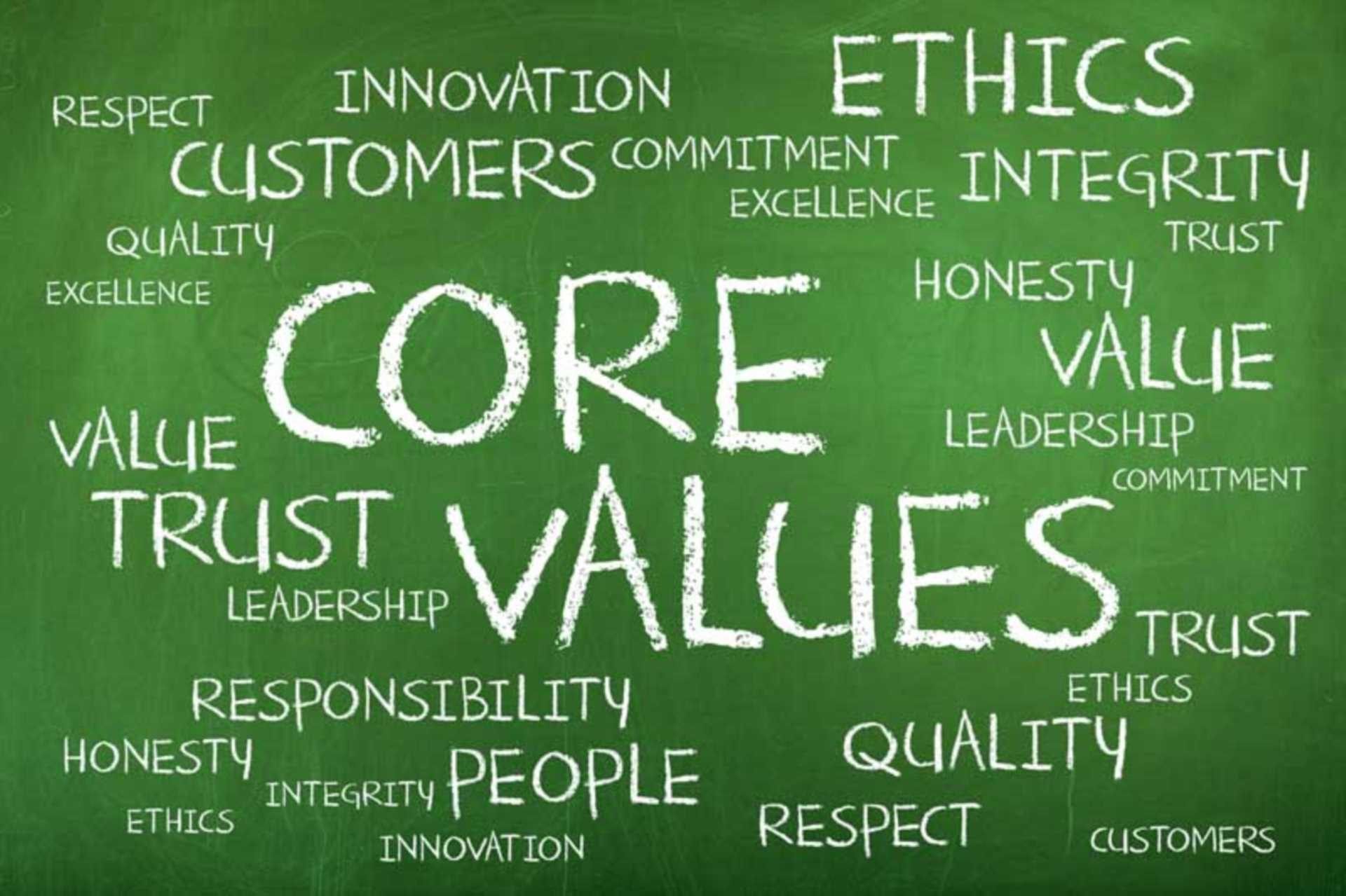 @Home Estate Agency values.  Learn more about who they are!