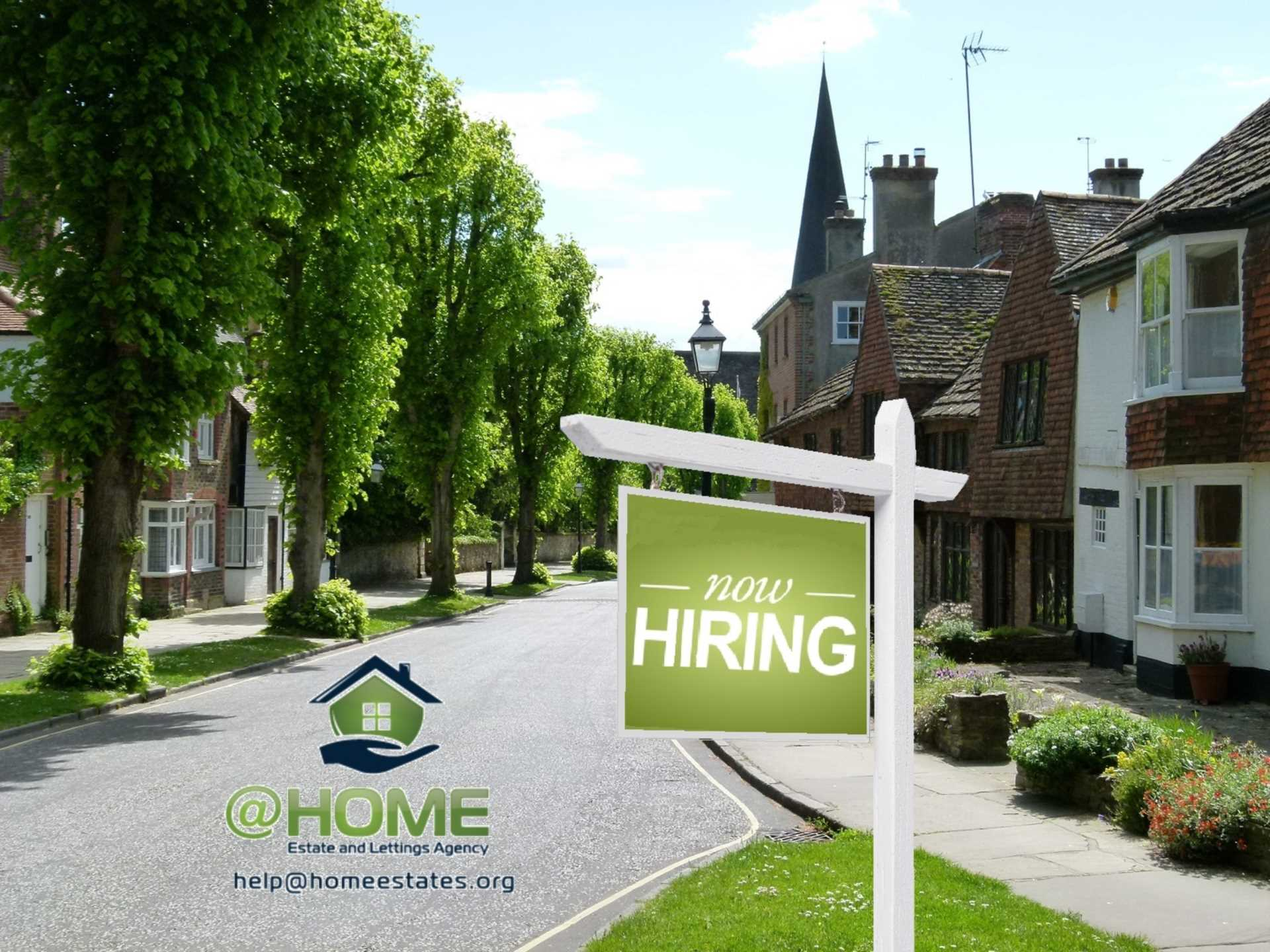 We are hiring - Part-time Sales & Lettings Administrator