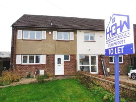 3 Bedroom Semi-Detached, Staple Hall Road, Fenny Stratford