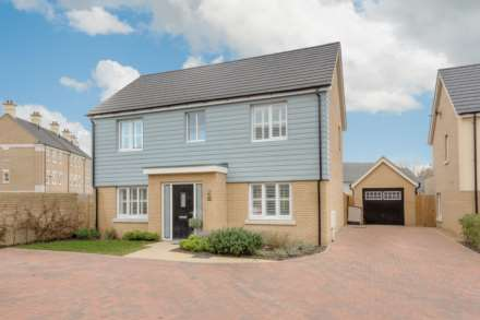 4 Bedroom Detached, Holmes Meadow, Redhouse Park