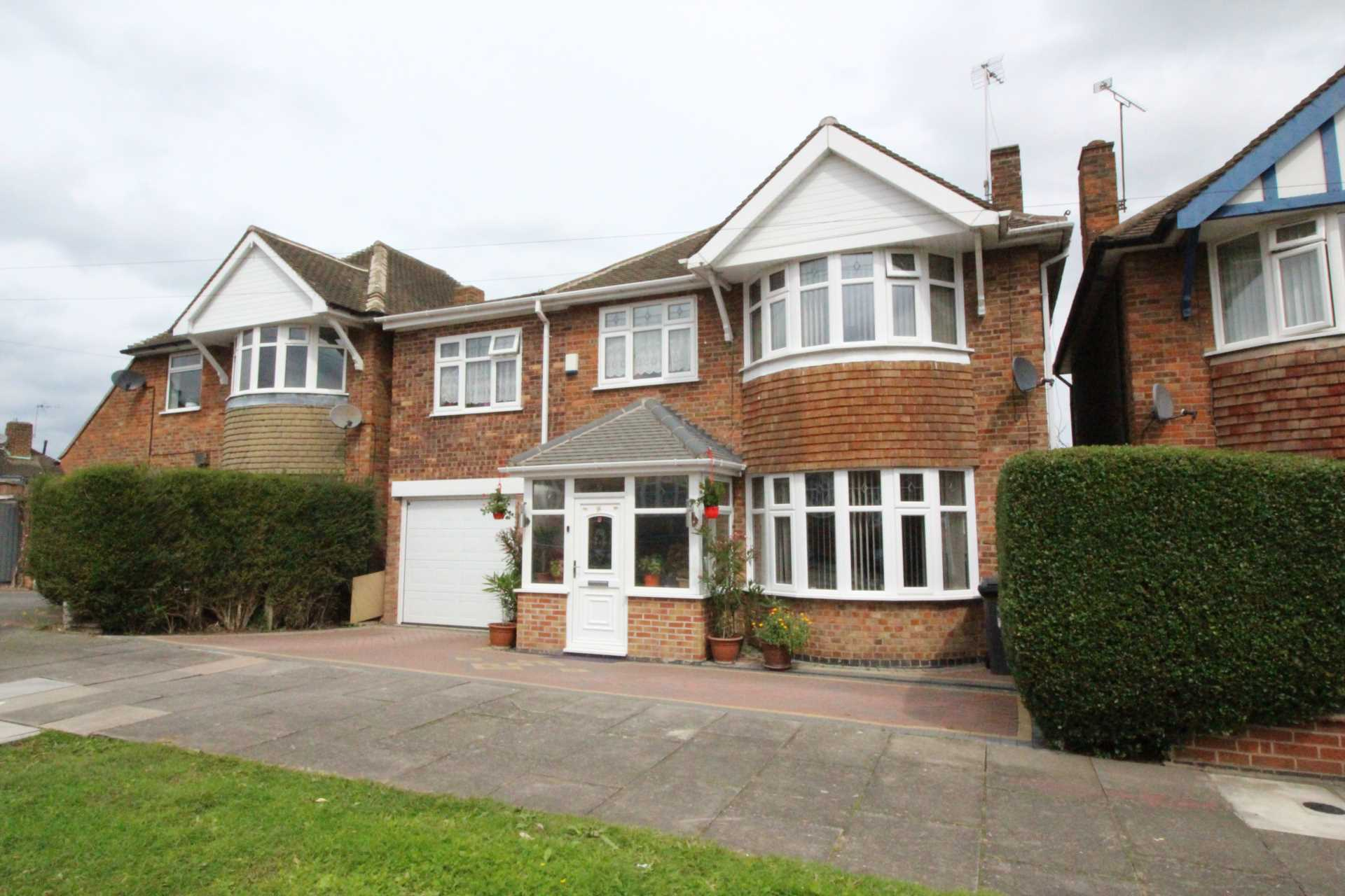 Extended 4 Bedroom House In Evington With Potential For 5 Bedrooms!