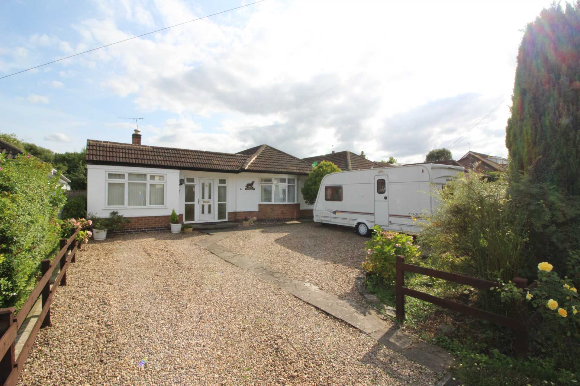 New Instruction In Thurcaston! Excellent Potential! £340,000