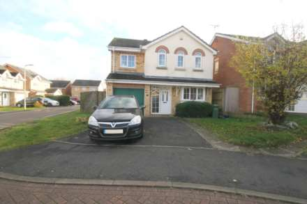 4 Bedroom Detached, Boulton Court, Oadby