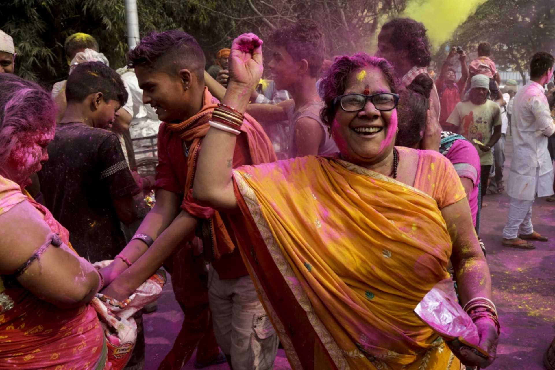 Reading Holi Festival celebrations cancelled after snowfall