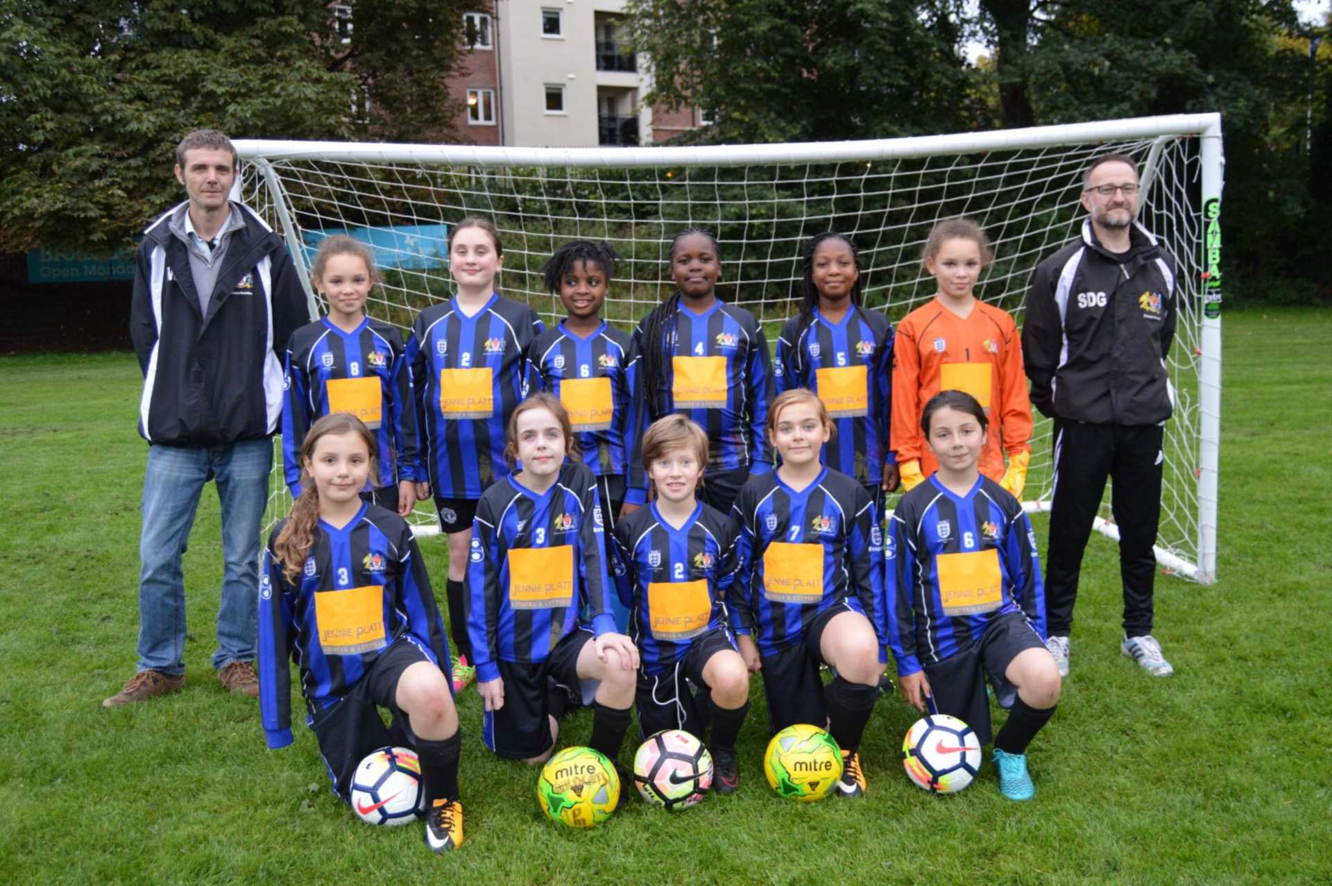 PRESTWICH MARAUDERS SAPPHIRES TO SHINE IN SEASON WITH NEW SPONSOR