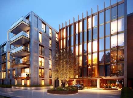 3 Bedroom Apartment, Holland Park Villas, Campden Hill, Kensington, W8