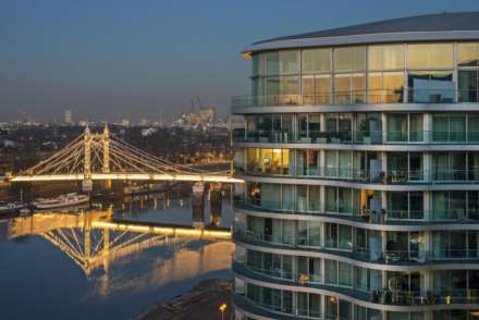 3 Bedroom Apartment, Albion Riverside, Hester Road, London, SW11