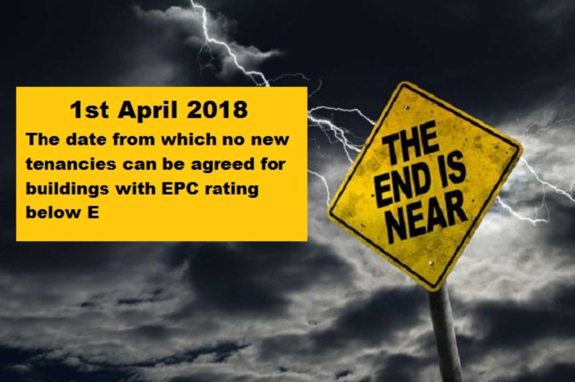 Time Running Out! Landlords facing fines and ban from letting out properties -New EPC Rules (2018)