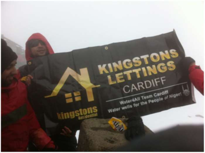 Ben Nevis Charity Mountain Climb Update: