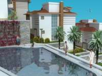 4 Bedroom Villa, Alanya, Turkey