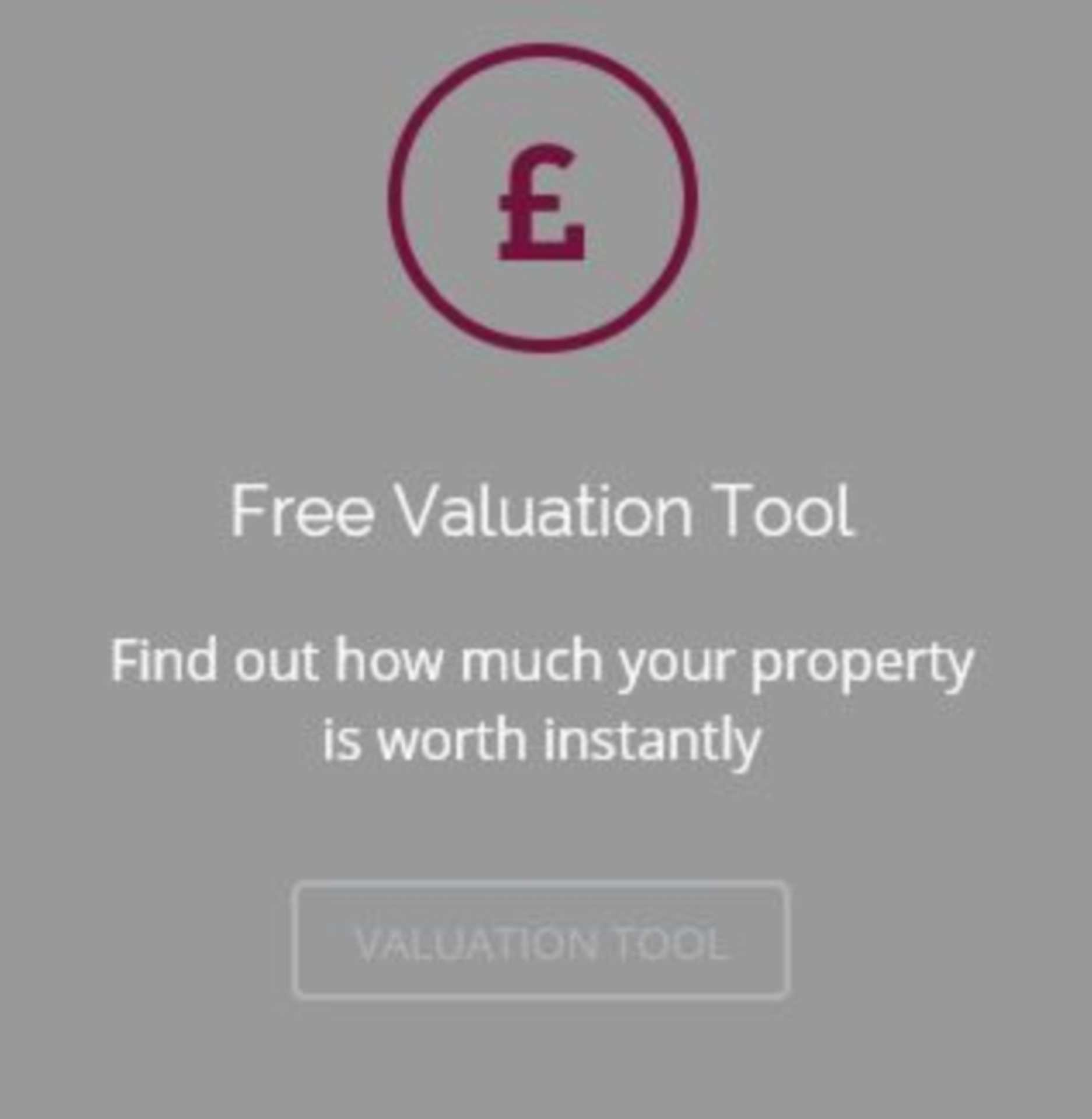 Get an online valuation of your property in seconds!