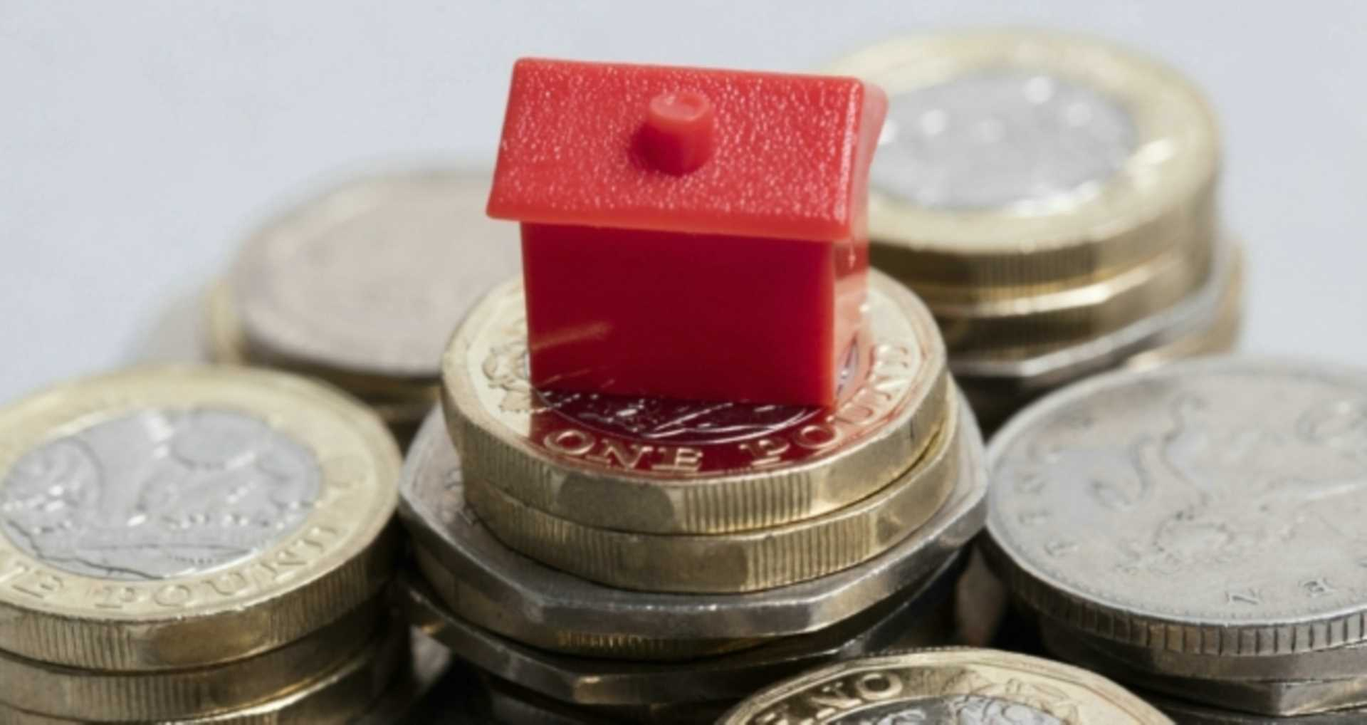 House prices up 5.1%