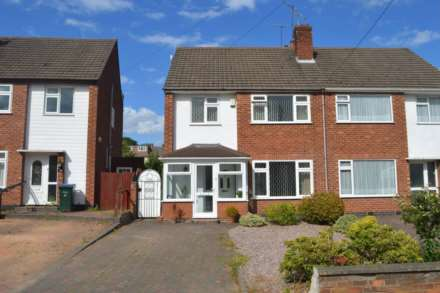 3 Bedroom Semi-Detached, Ashbridge Road, Allesley Park Coventry, CV5