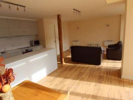 2 Bedroom Duplex, Turbine Hall, Electric Wharf, Coventry, CV1