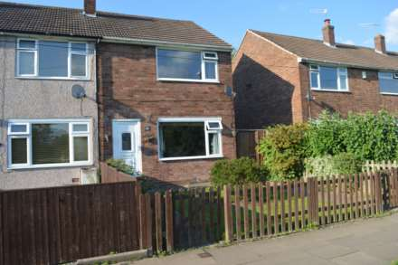 2 Bedroom End Terrace, Risborough Close, Allesley Park, Coventry, CV5