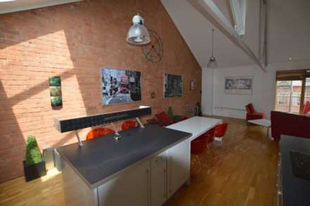 2 Bedroom Duplex, The Depot, Electric Wharf, Coventry, CV1