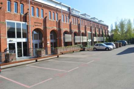 Property For Sale Generator Hall, Electric Wharf, Coventry